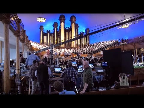 Behind-the-Scenes: Production for the #Hallelujah Virtual Choir - Mormon Tabernacle Choir