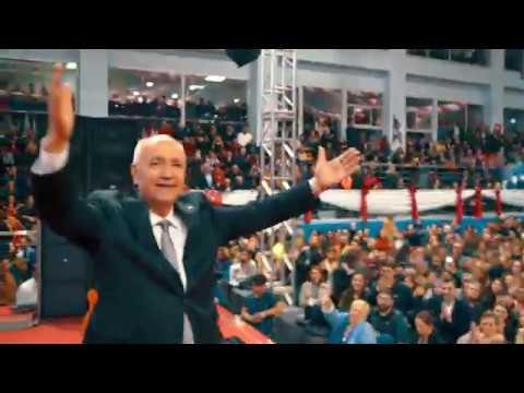 Gazi Mustafa Kemal Atatürk Spor Kompleksi Açılışı Ve Haluk Levent Konseri