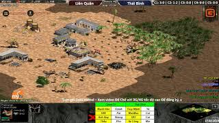 C2T4 | 4vs4 Random | Liên Quân vs Thái Bình | Ngày 17-02-2019