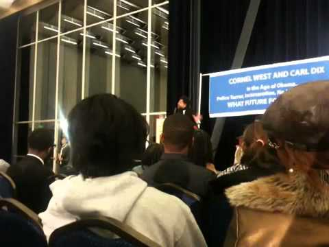Cornel West - Warped Priorities