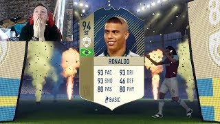 *GUARANTEED ICON TOP 100 MONTHLY PACK* I THOUGHT I GOT R9! Pranked by JMX - FIFA 18 Ultimate Team