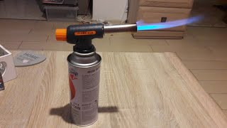 Flame Gun Portable Gas Torch - 807