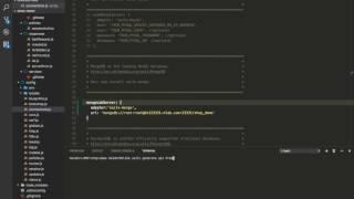 بناء بقية Api مع أشرعة js Node js #4 إنشاء Api جديدة في أشرعة js