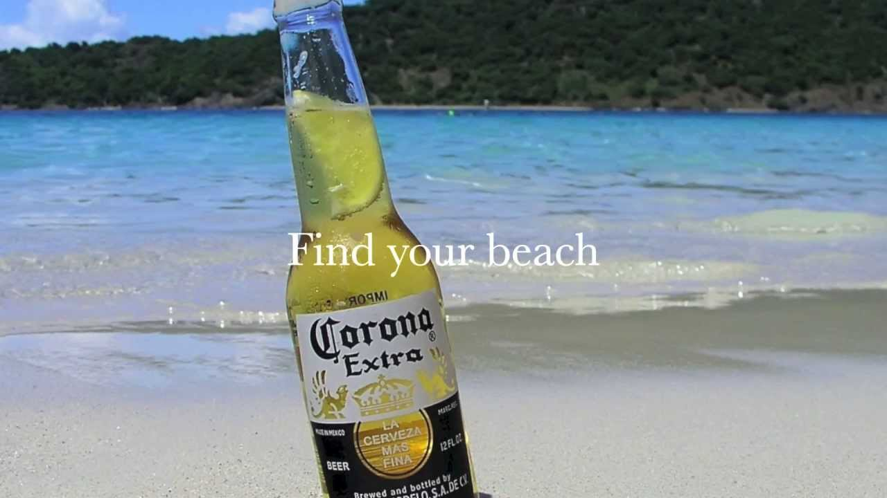 Corona commercial find your beach youtube aloadofball Choice Image