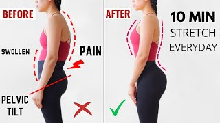 BEAUTIFUL POSTURE IN 2 WEEKS  workout video
