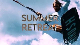 "KNOT FUTURE ""Summer Retreat"" in Turks & Caicos."