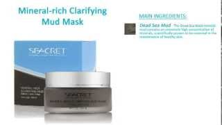Seacret Mineral Rich Clarifying Mud Mask Thumbnail