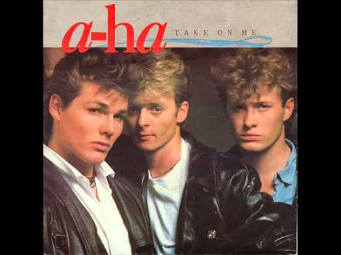 A-Ha - Take On Me (1985) //Good Audio Quality\\