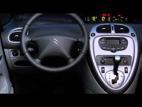 citroen xsara picasso 2 0 hdi 2003 youtube. Black Bedroom Furniture Sets. Home Design Ideas