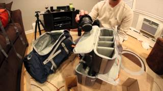 Lowepro Rover Pro 45L AW - Unboxing