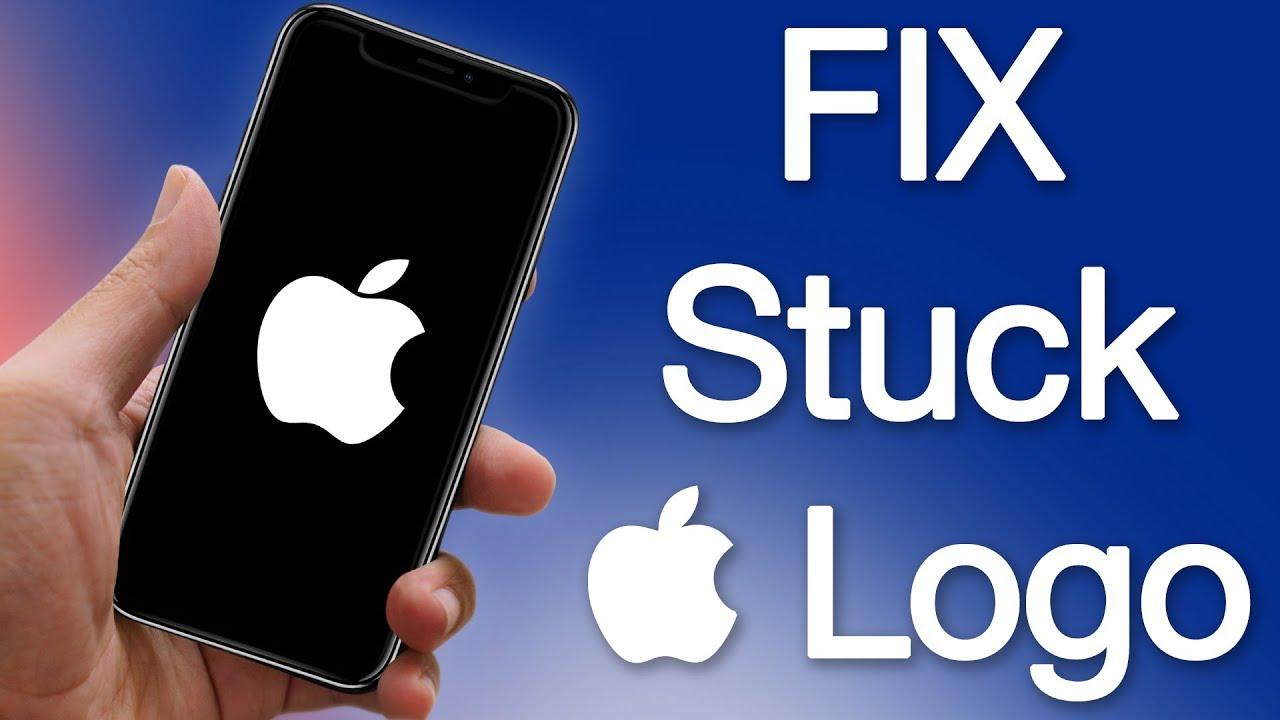 fix iphone x stuck