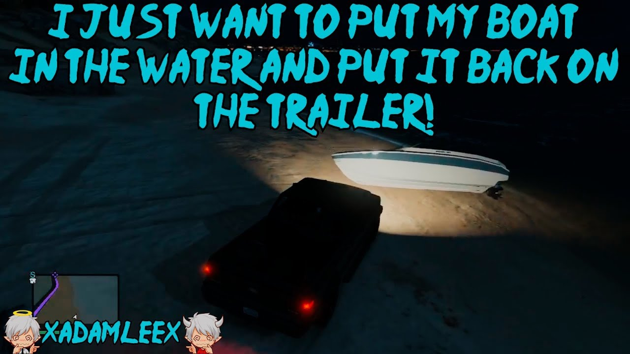 how to hook up a boat in gta 5 Feel like beefing up your arsenal or cruising in grand theft auto 5 crach / gta v all problem gta 5 script hook v – grand theft auto v download may 26.