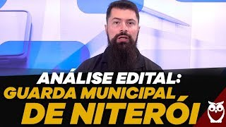 Guarda Municipal de Niterói: Análise de Edital - Prof. Paulo Bilynskyj