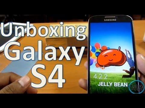 [Unboxing] Galaxy S4 LTE Quadcore Telcel i337M (Español Mx)