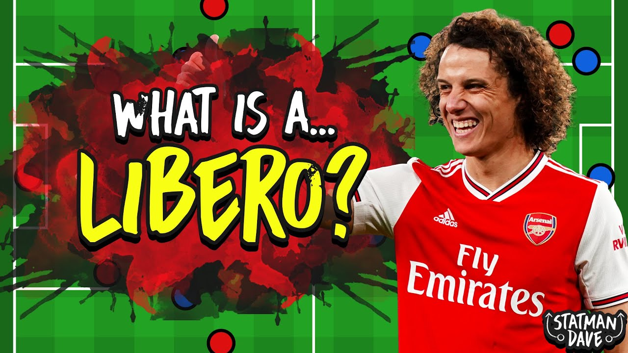 Download What is a Libero? | David Luiz's role in Arteta's Arsenal explained