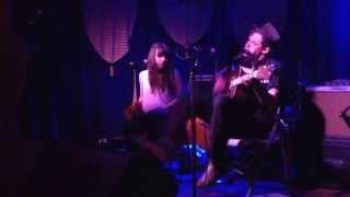 "Alynda Lee Segarra & Sam Doores - ""Hard Travelin'"""