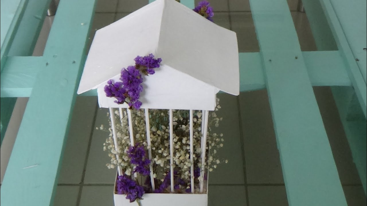 haz jaulas decorativas sper fcil youtube