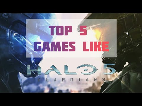 Top 5 Games Like Halo 5 For Android With Download Links