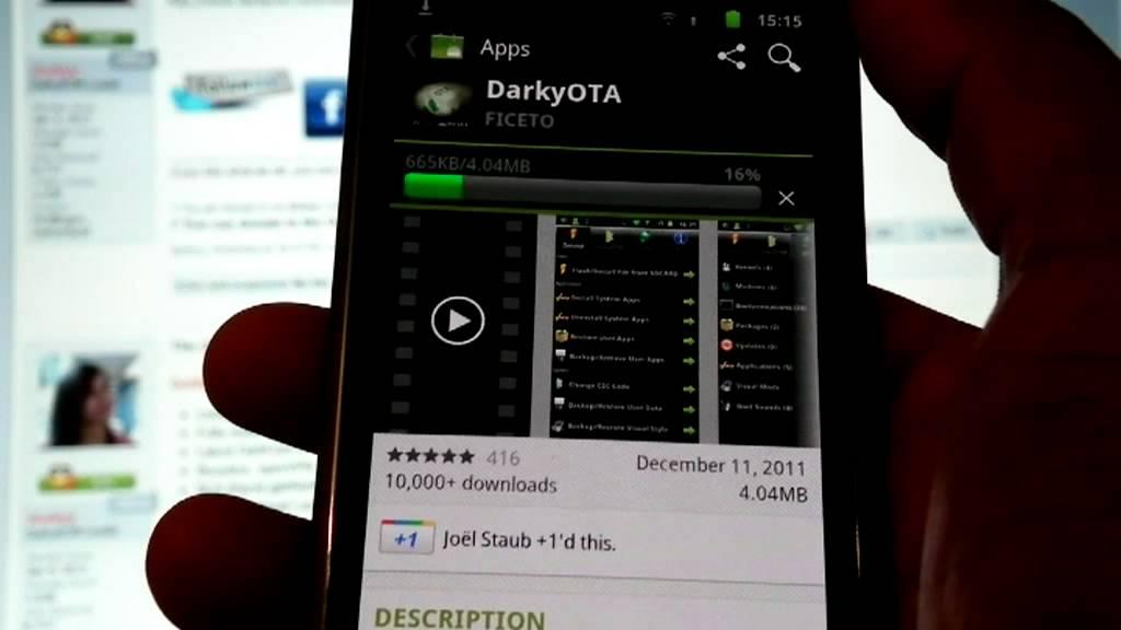 darkyota app