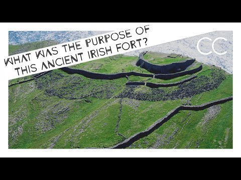 What was Dun Aengus built for?