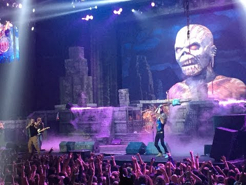 "IRON MAIDEN 2018 ""Legacy Of The Beast"" world tour Euro dates announced!"
