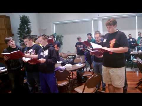 Phi Mu Alpha Province 20: A Brother at the Door