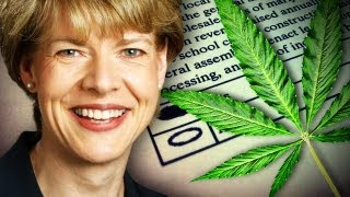 Pot's Legal, Condoms Required, and 1st Lesbian Senator!!
