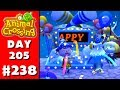 Animal Crossing: New Leaf - Part 238 - New Year's Eve (Nintendo 3DS Gameplay Walkthrough Day 205)