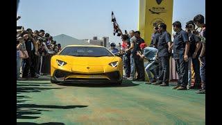 Rich Kids Of Mumbai! | Sports Cars | Parx Auto Show 2019