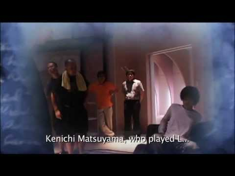 DVD Extras - Death Note II - The Last Name - Behind the Scenes
