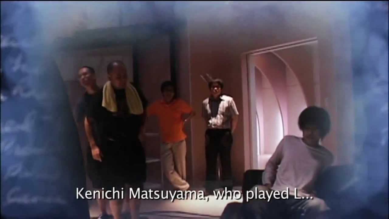 Download DVD Extras - Death Note II - The Last Name - Behind the Scenes