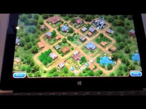 Farm Frenzy 2 Windows 8 Surface RT