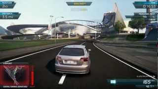 NFS Most Wanted 2012: All Terminal Velocity DLC Cars with Full Pro Mods vs. Most Wanted 918 Spyder