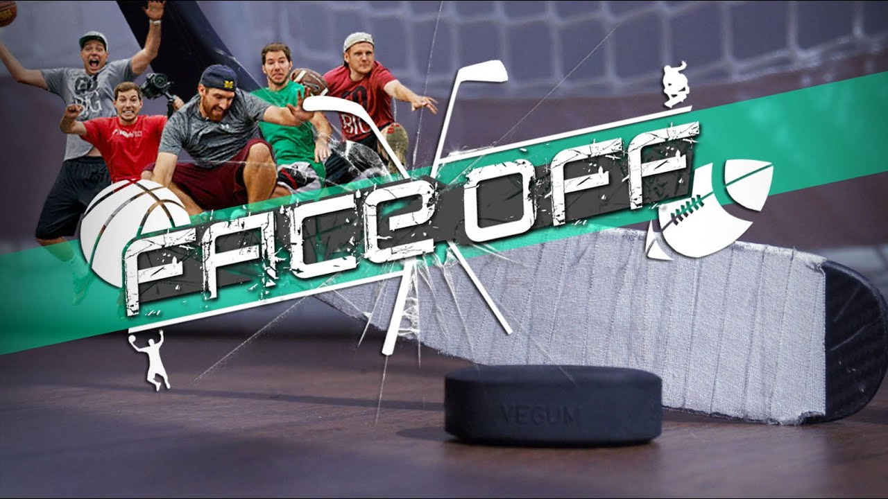 Download Dude Perfect: Hockey Shootout Challenge