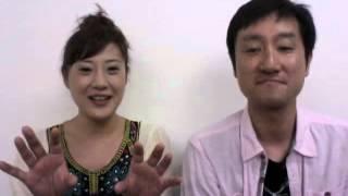 まさこさん役者紹介『羽柴真希 大治幸雄』