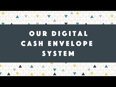 Our Digital Cash Envelope System
