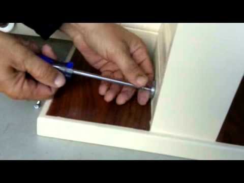 Magnetic Doorstop Install Video #MS1