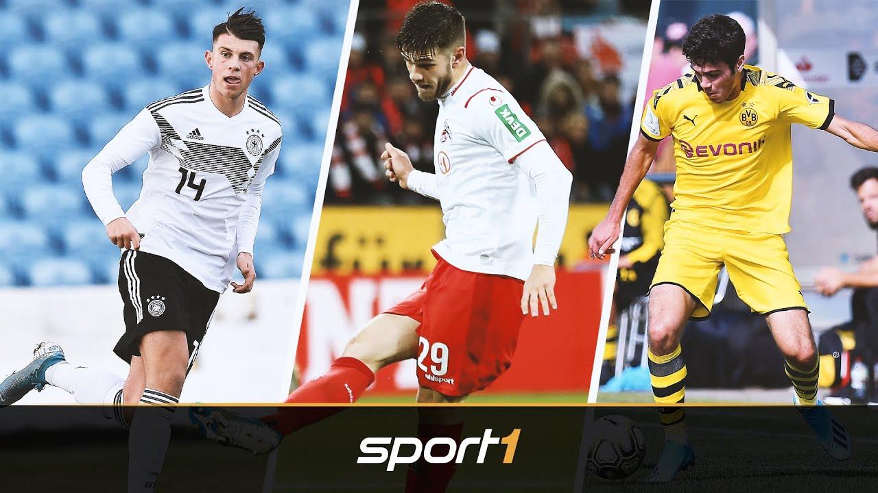 Generation 2002: Die Zukunft der Bundesliga | SPORT1 - TALENT WATCH