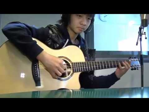Sungha Jung - radio performance in Finland