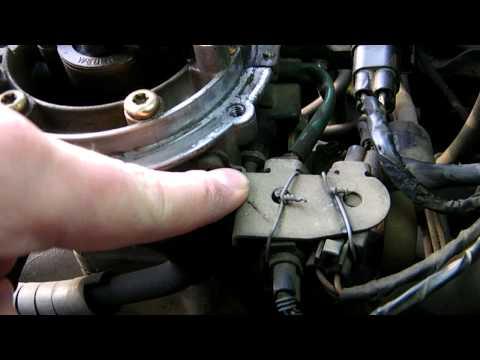 ford sierra 1991 1,6i моноинжектор