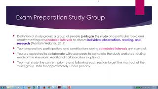 Exam Preparation Study Group  NES Special Education  Session 1