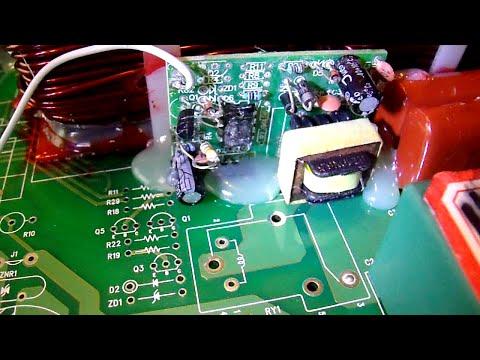 Power Jack 5000W Pure Sine Inverter Review - part2/3