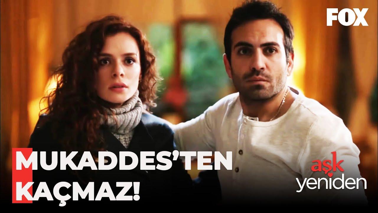 Fatih ve Zeynep, Mukaddes'e YAKALANDI! - Aşk Yeniden 31. Bölüm