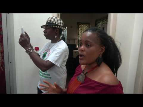 History of W.E.B Dubois Pan-African Center - Ghana May 2017