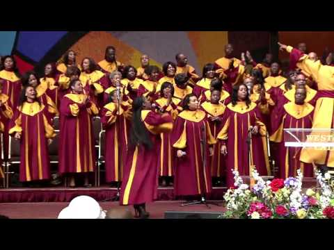 5 Hours Of Saints In Praise West Angeles COGIC HD!