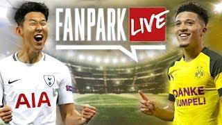 Tottenham 3-0 Dortmund - Live Stream | FanPark Live
