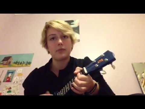 I Love How You Love Me- (ukulele cover) Isabelle Brinan