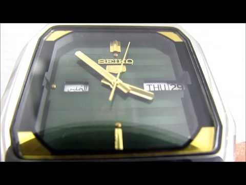a7ef7de3461 Seiko 6349. Antigo e raro. Relógios para colecionadores. - YouTube