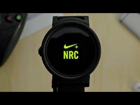 terrorista Responder Culpable  Nike+ Run Club For Wear OS Review - YouTube