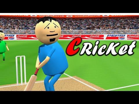 3D ANIM COMEDY - LAST OVER || CRICKET || INDIA Vs PAKISTAN || 3D Anim Comedy